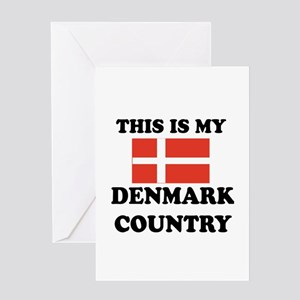 This Is My Denmark Country Greeting Card