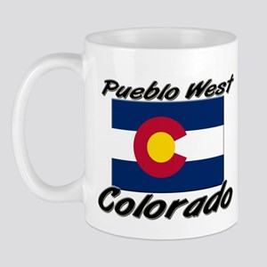 Pueblo West Colorado Mug