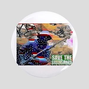 Overton Park SAVE THE GREENSWARD Button