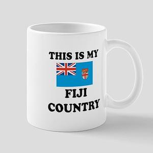 This Is My Fiji Country Mug