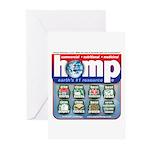 Hemp: Earth's #1 Resource Log Greeting Cards (Pk o