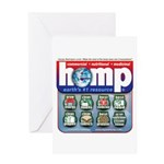 Hemp: Earth's #1 Resource Log Greeting Card