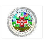 Medical Marijuana Small Poster