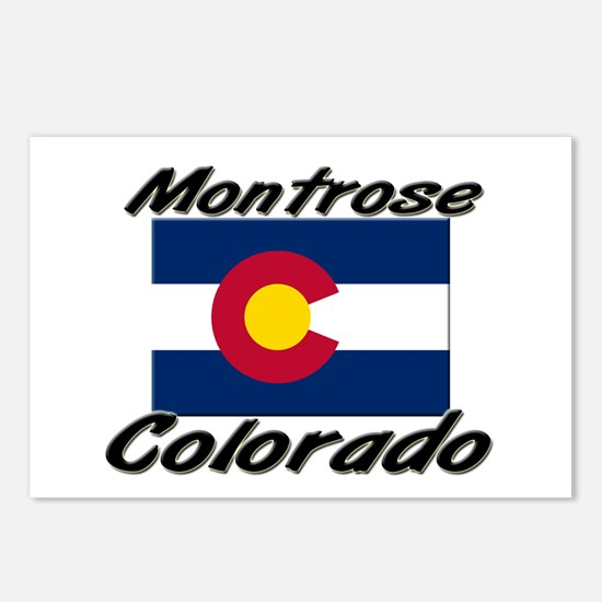 Montrose Colorado Postcards (Package of 8)