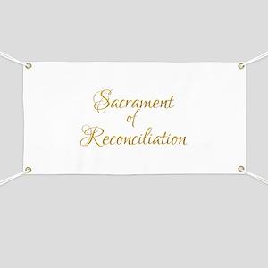 Sacrament of Reconciliation Banner