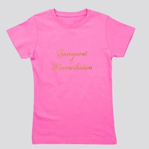 Sacrament of Reconciliation Girl's Tee