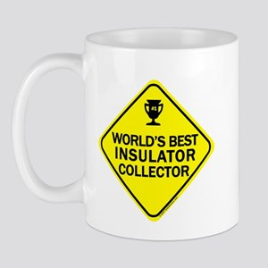 Collector Insulators  Mug
