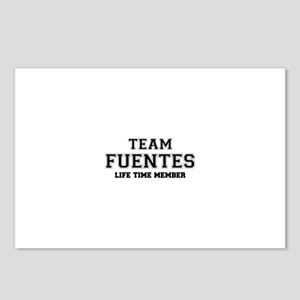Team FUENTES, life time m Postcards (Package of 8)
