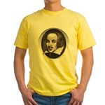Subliminal Bard's Yellow T-Shirt