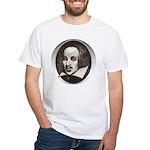 Subliminal Bard's White T-Shirt