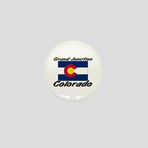 Grand Junction Colorado Mini Button