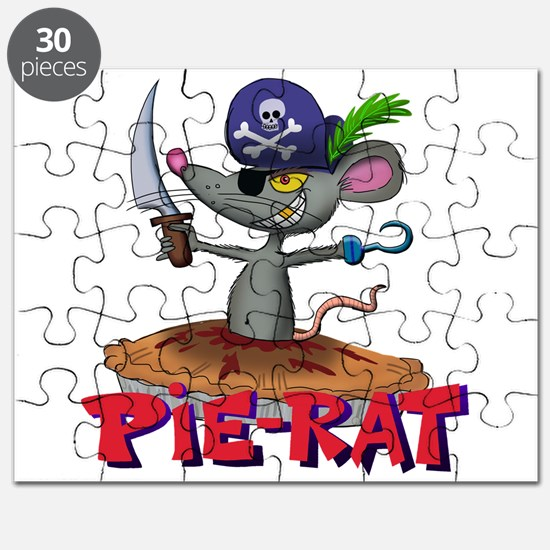 Pie-rat pirate Puzzle