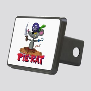 Pie-rat pirate Rectangular Hitch Cover
