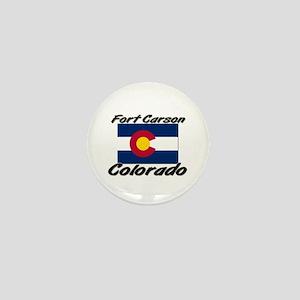 Fort Carson Colorado Mini Button