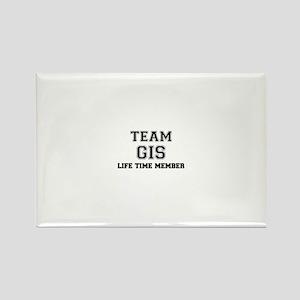 Team GIS, life time member Magnets