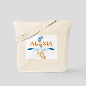 Alexia (fish) Tote Bag