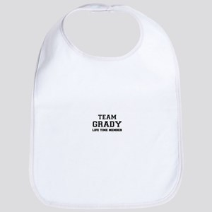 Team GRADY, life time member Bib