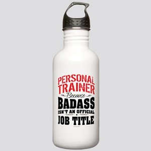 Badass Personal Traine Stainless Water Bottle 1.0L