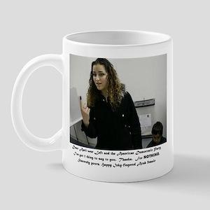 Thanks for nothing, feminists! Mug