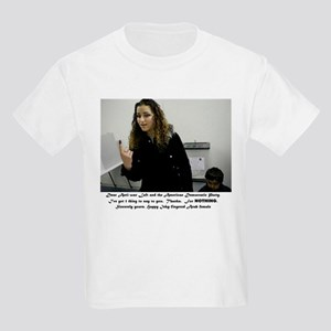 Thanks for nothing, feminists! Kids T-Shirt