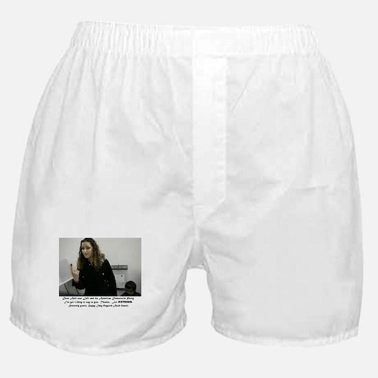 Thanks for nothing, feminists! Boxer Shorts