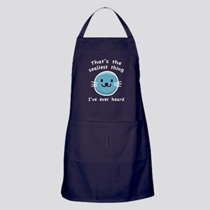 Sealiest Thing Apron (dark)