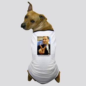 Victory for Democracy in Iraq Dog T-Shirt