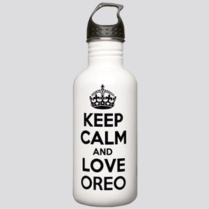Keep Calm and Love ORE Stainless Water Bottle 1.0L