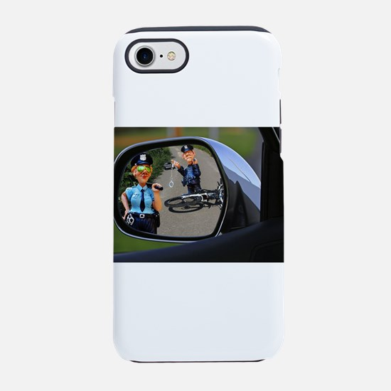 Rear-view Bicycle Accident ( iPhone 8/7 Tough Case