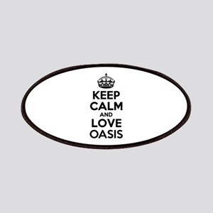 Keep Calm and Love OASIS Patch