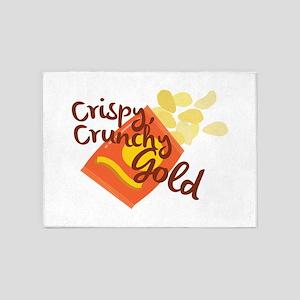 Crispy Chips 5'x7'Area Rug