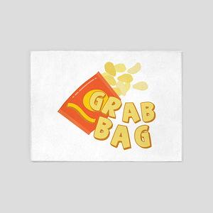 Grab Bag 5'x7'Area Rug