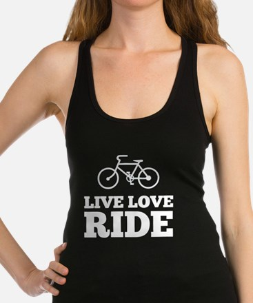 Live Love Ride Tank Top