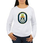 USS Thach (FFG 43) Women's Long Sleeve T-Shirt