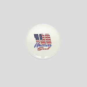 100 American Soul Birthday Designs Mini Button