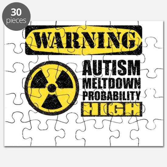 Autism Meltdown Probable Puzzle