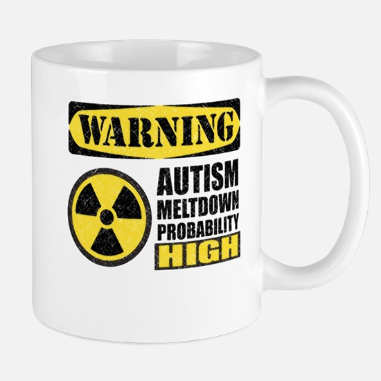 Autism Meltdown Probable Mugs