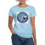 USS Mount Whitney (LCC 20) Women's Light T-Shirt