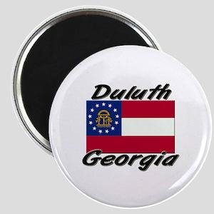 Duluth Georgia Magnet