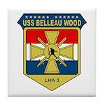 USS Belleau Wood (LHA 3) Tile Coaster