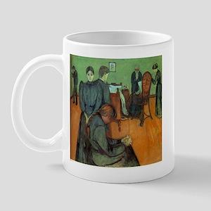 Munch Death in the Sickroom Mug