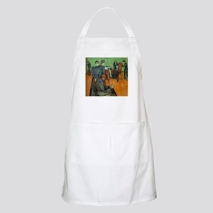 Munch Death in the Sickroom BBQ Apron