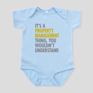 Property Management Body Suit
