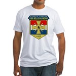 USS Belleau Wood (LHA 3) Fitted T-Shirt
