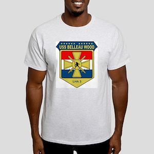 USS Belleau Wood (LHA 3) Light T-Shirt