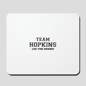 Team HOPKINS, life time member Mousepad