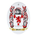 Shiell Oval Ornament