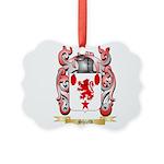 Shield Picture Ornament