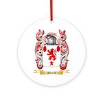 Shield Round Ornament