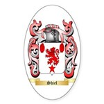 Shiel Sticker (Oval 10 pk)